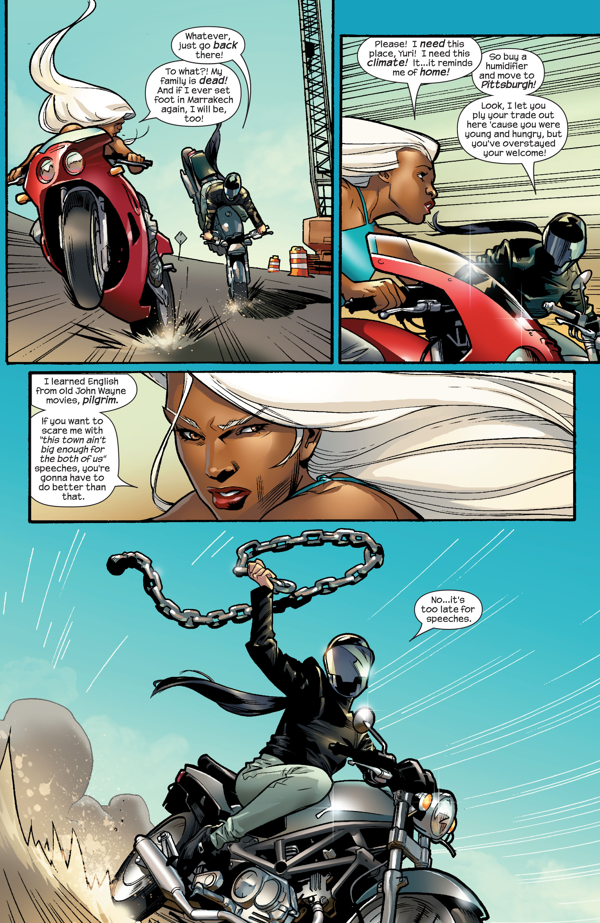Read online Ultimate X-Men comic -  Issue #59 - 5