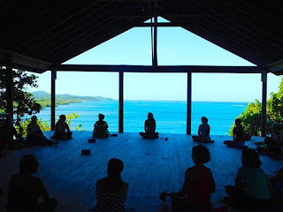 paya bay resort, yoga, wellness, ananda pavilion, yoga retreat, roatan, bay islands,