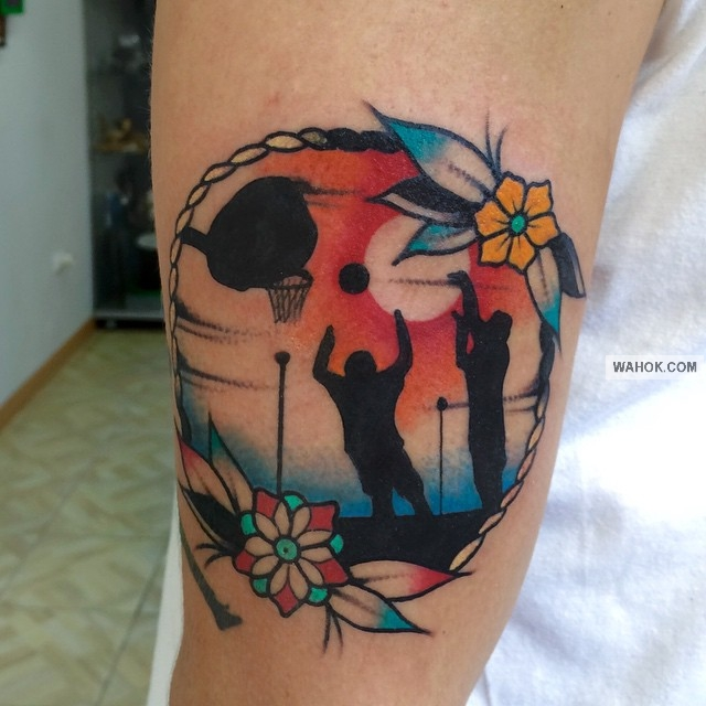 10 ide desain tato terbaik untuk pria,macam macam tato di tangan,tato keren di lengan tangan,tato tangan tulisan,tato lengan simple,
