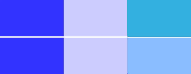 Farbschema Monochrom Look