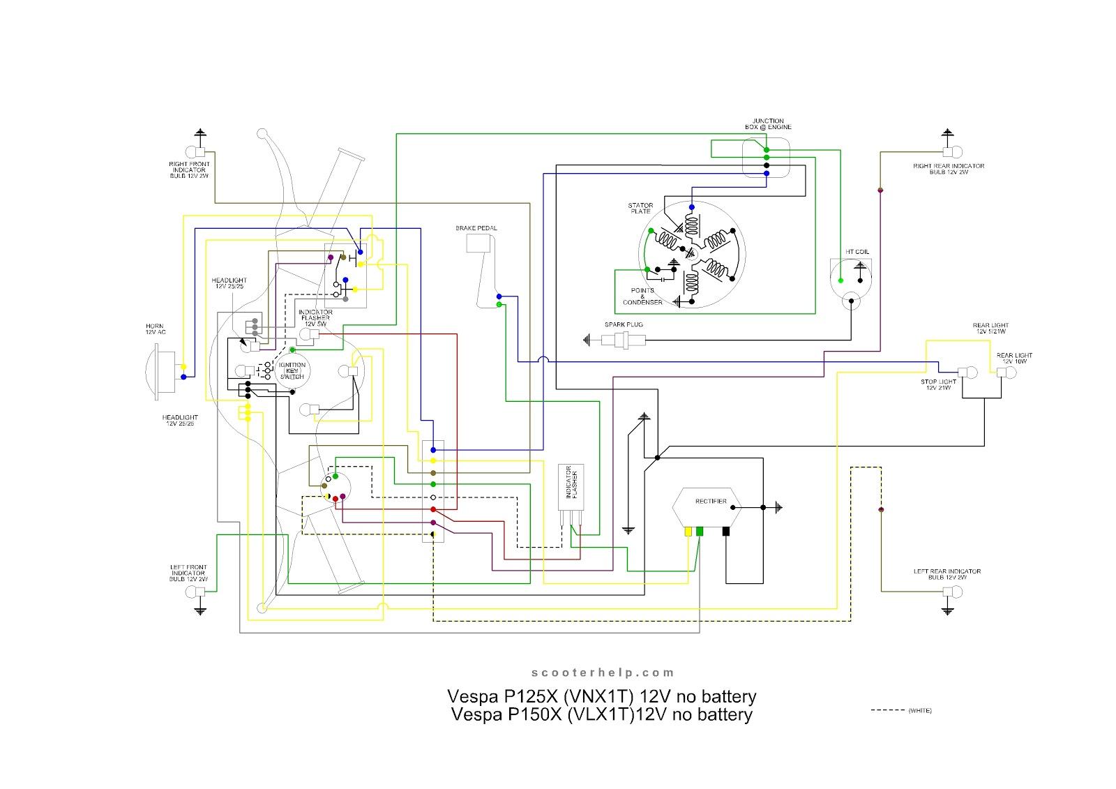 Incredible Wiring Diagram Honda Tiger Revo Wiring Diagram Wiring 101 Capemaxxcnl