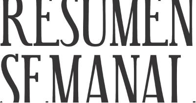 Resumen Semanal de Consultoria-SAP