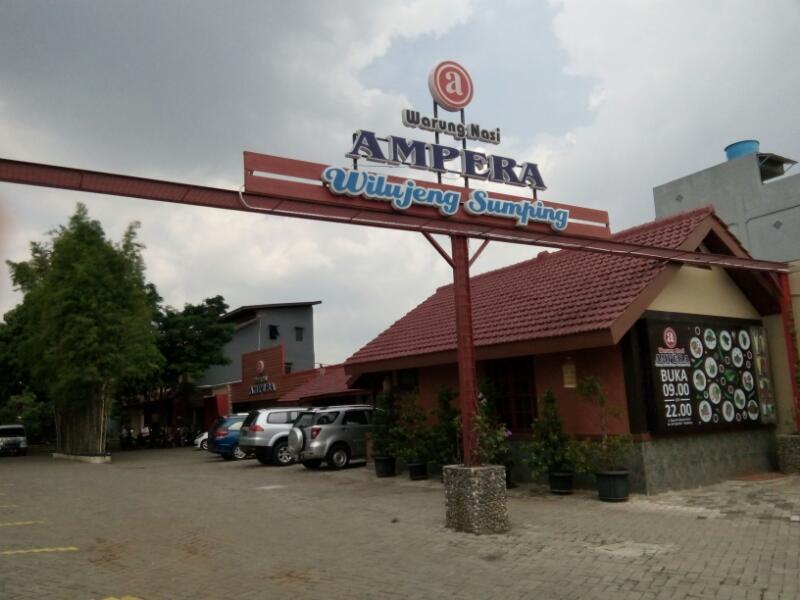 Wn Ampera Cipondoh Tangerang Warung Nasi Ampera Rumah Makan