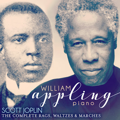 HuffingtonPost.com:  A Hollywood Ending to William Appling's Scott Joplin Quest [On Centennial of His Death, 4 CDs   The Complete Rags, Waltzes & Marches  Are Released]