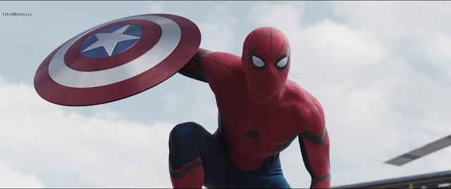 Captain America: Civil War (2016) Dual Audio [Hindi-DD5.1] 720p BluRay ESubs Download