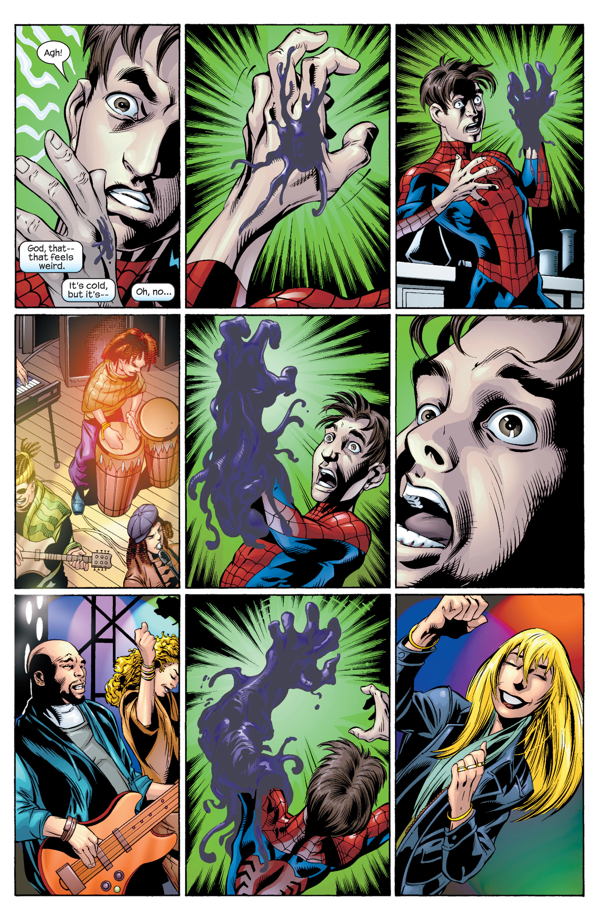 Read online Ultimate Spider-Man (2000) comic -  Issue #34 - 20