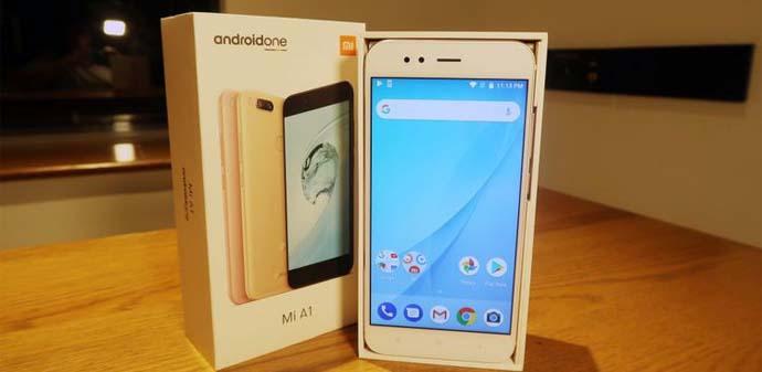 Harga Androidone Xiaomi Mi A1