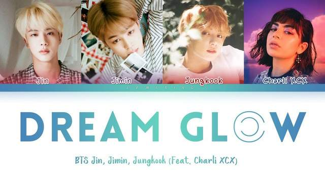 BTS Dream Glow