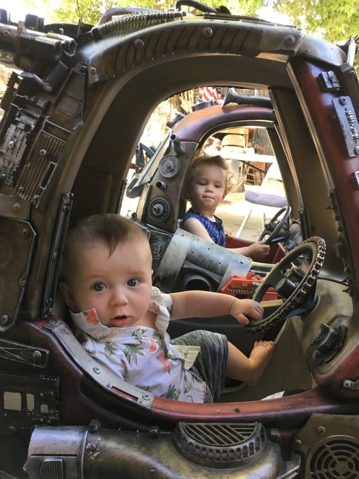 11-Ian-Pfaff-Little-Tikes-Cozy-Coupe-Infused-with-Mad-Max-www-designstack-co
