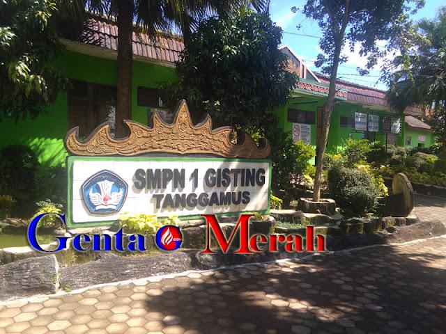SMPN 1 Gisting Diduga Sarang Pungli, Dinas Terkait Tutup Mata