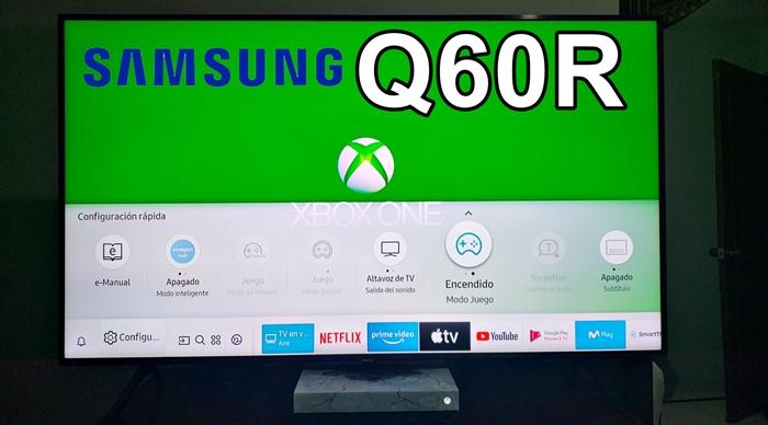 Samsung Q60R opiniones en español y especificaciones técnicas a fondo