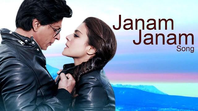 Janam Janam Guitar CHORDS + STRUMMING Pattern | Dilwale