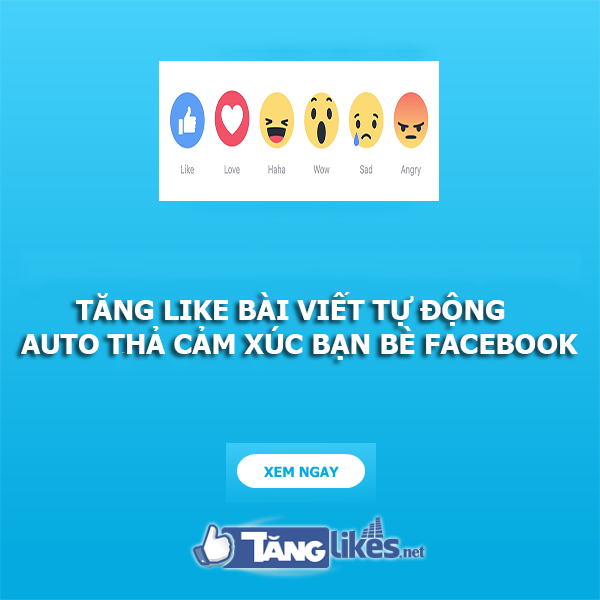 tang like bai viet tu dong