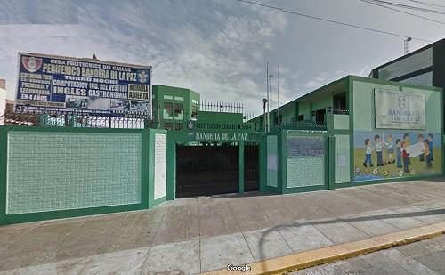 Escuela 5044 - BANDERA DE LA PAZ - Carmen de La Legua Reynoso