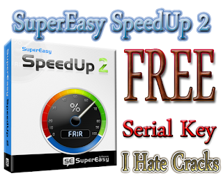 SuperEasy SpeedUp 2 Free Download With Genuine Serial Key