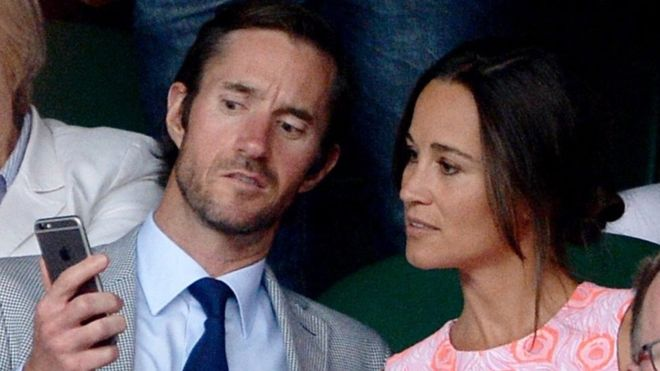 Pippa Middleton: Royal photos reportedly stolen in iCloud hack