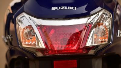 Suzuki Access 125 Taillight