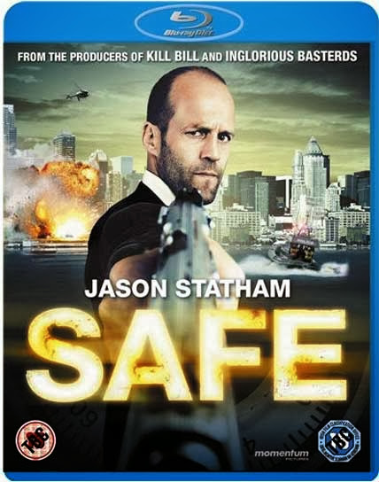 Safe 2012 Hindi Dubbed Dual Audio BRRip 720p 750mb ESub