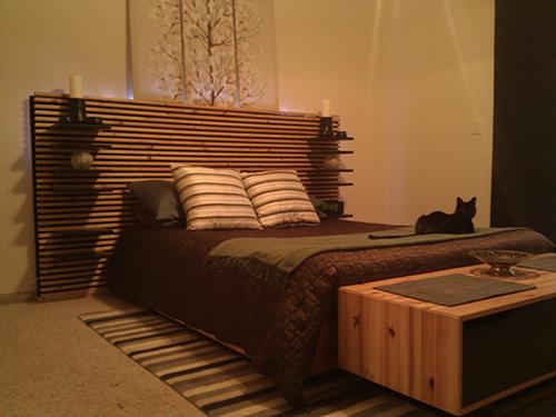 Ikea Mandal Wall Mounted Headboard  Nazarm.com