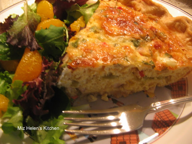 Southwest Quiche
