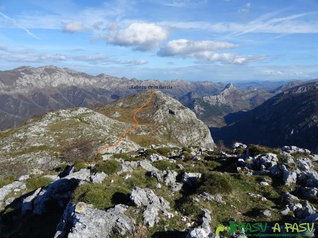 Sierra de Juan Robre: Del Forcano del Cuerno al Cabezo de la García