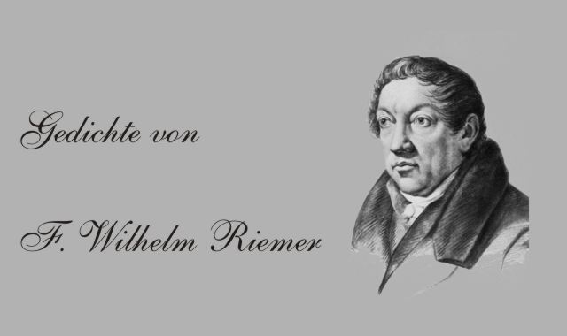 Friedrich Wilhelm Riemer
