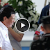 Watch: President Duterte cries after seeing his dead soldiers killed by NPA