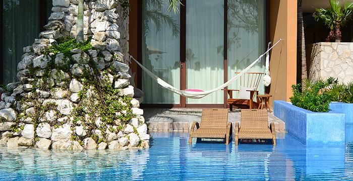 Hotel Xcaret, hotel en Riviera Maya, hotel xcaret habitaciones, hotel xcaret all fun inclusive, hotel xcaret todo incluido