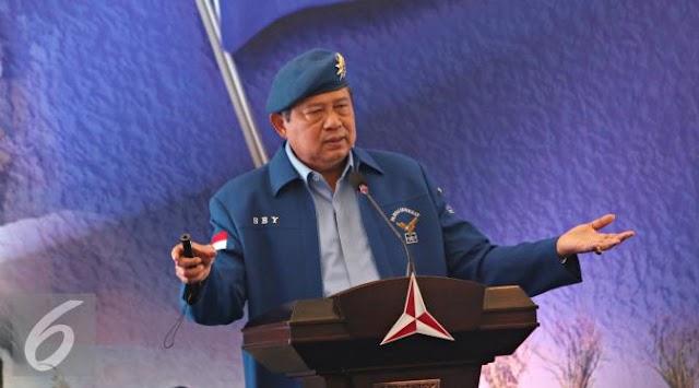 KPK Tangkap Kader Demokrat, SBY Langsung Rapat di Cikeas