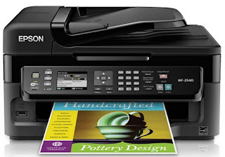 Epson WF-2540 Driver Download