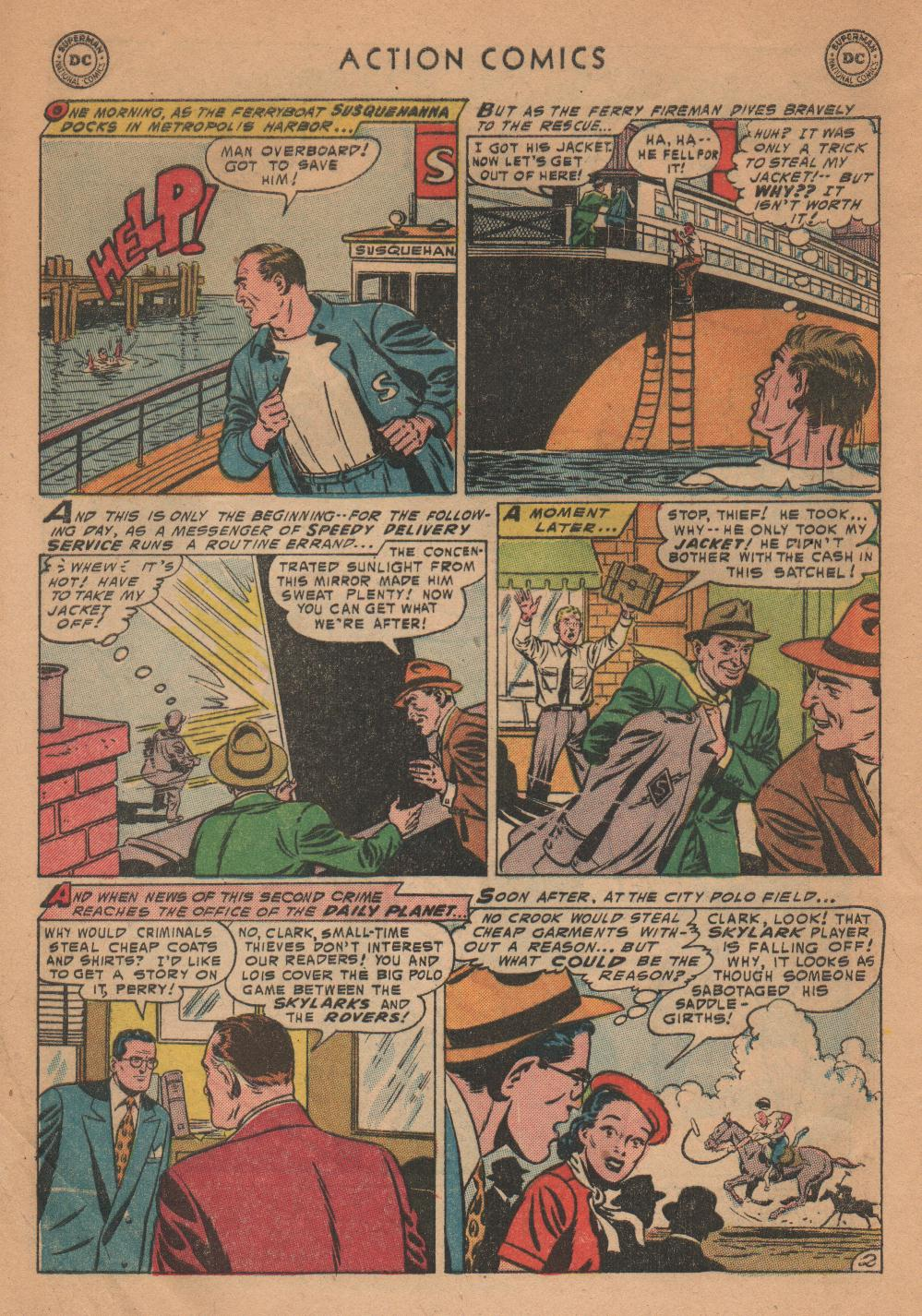 Action Comics (1938) 197 Page 3