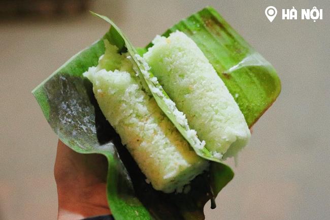 Địa điểm ăn bánh ống lá dứa ở Hà Nội? Tiêu chí NGON BỔ RẺ