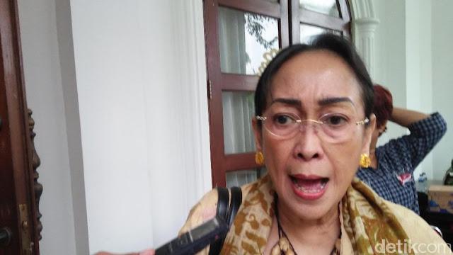 Sukmawati Dongkol HRS Di-SP3, Bertekad Polisikan Lagi