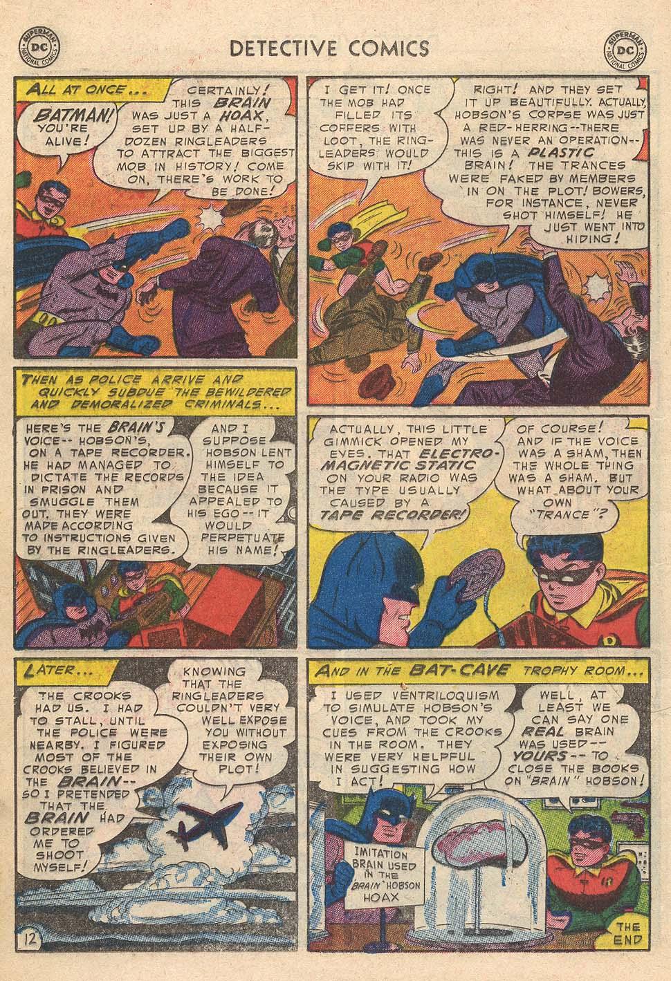 Read online Detective Comics (1937) comic -  Issue #210 - 14