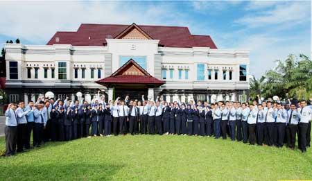 Alamat & Nomor Telepon Kantor Pajak Banda Aceh