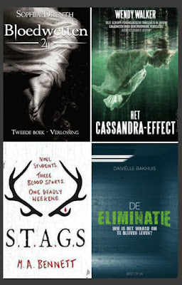 Sophia Drenth, Staaldruk, Wendy Walker, HarperCollins, STAGS, Meis&Maas, Daniëlle Bakhuis, Best of YA