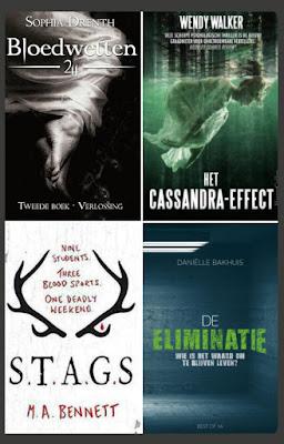 Sophia Drenth, Staaldruk, Wendy Walker, HarperCollins, STAGS, Meis&Maas, Daniëlle Bakhuis, Best of YA