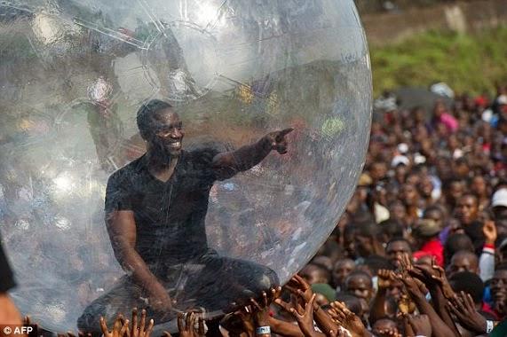 akon bubble ebola congo