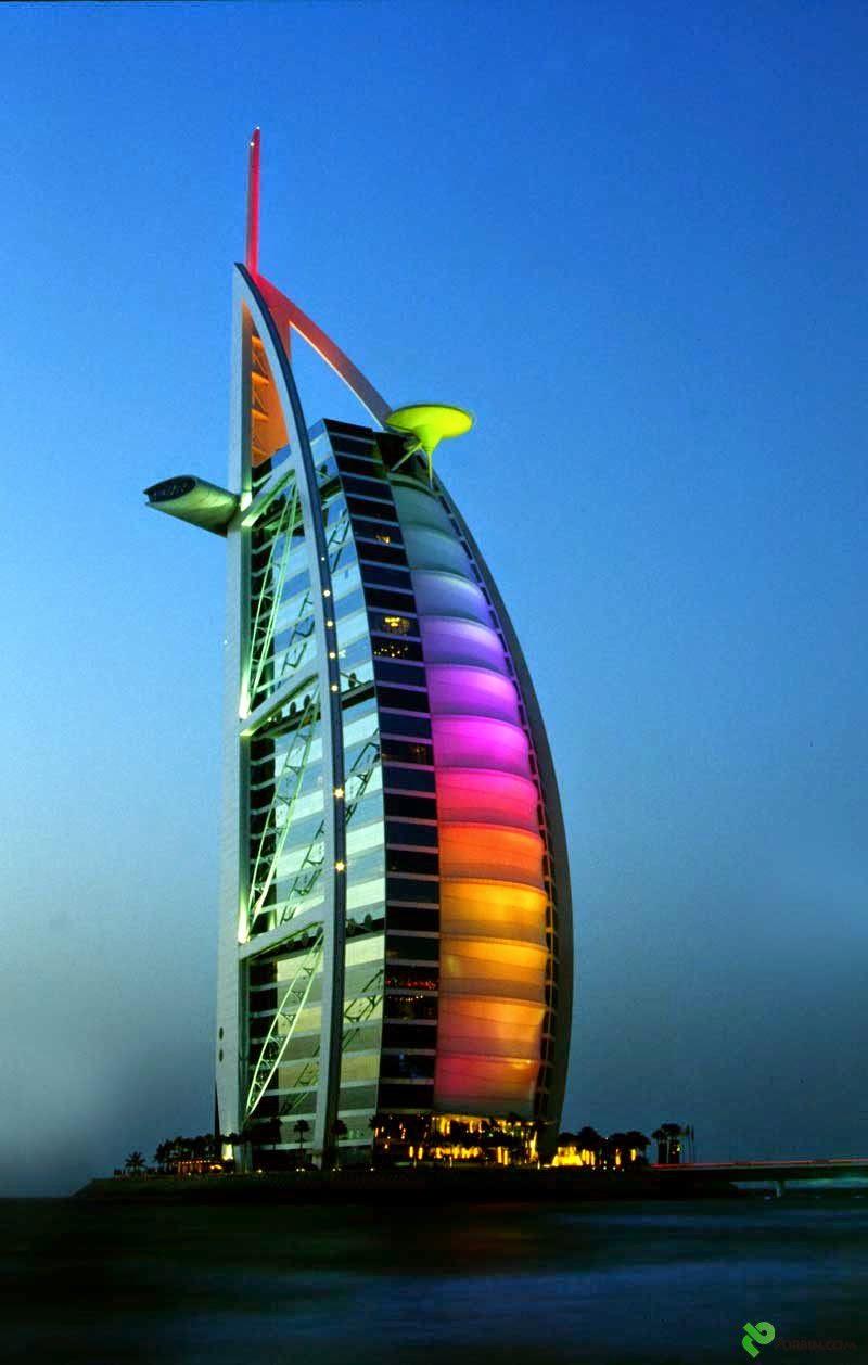 Burj al arab a seven star hotel our world stuff for Burj al arab 7 star