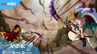 Karakter Anime Overpower