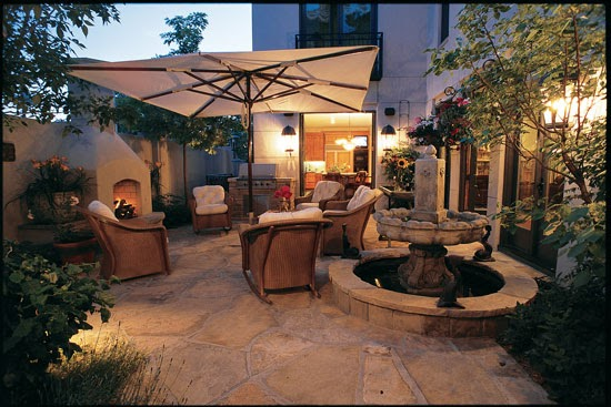Create a Passionate Outdoor Living Space | For The Love Of ... on My Backyard Living id=57072