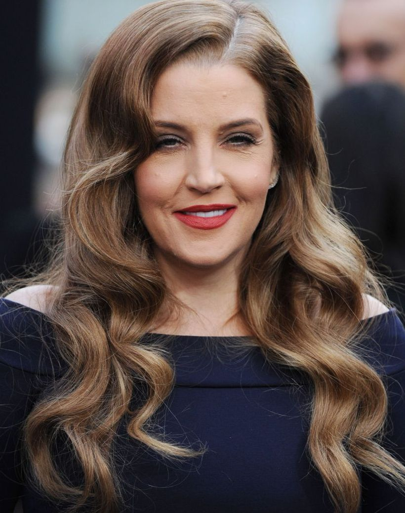 Lisa Marie Presley Self Top of the Pops Lisa Marie Presley was born on February 1 1968 in Memphis Tennessee USA She has been married to Michael Lockwood since