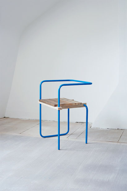 Furniture Design: V&A Chair - Simple Chair by Tomas Alonso ...