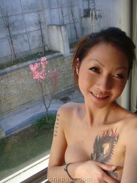 Nice naked amateur tattoo girl you