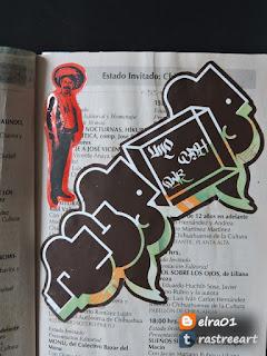 sticker artist of the year charros