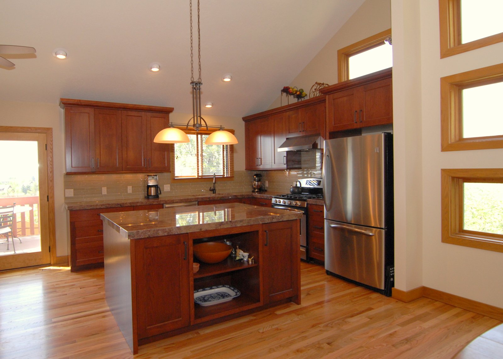 enzy living Recent Kitchen Remodel  Before  After