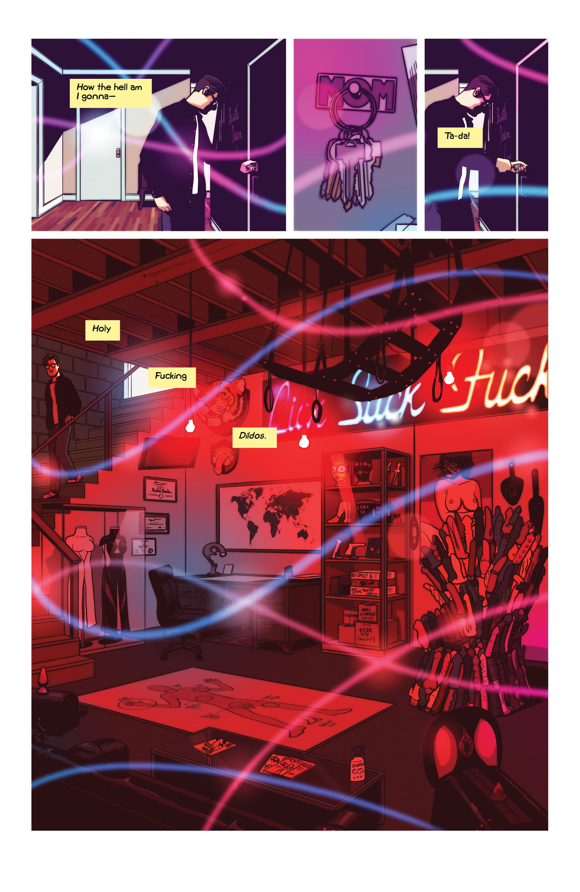 Read online Sex Criminals comic -  Issue #7 - 17