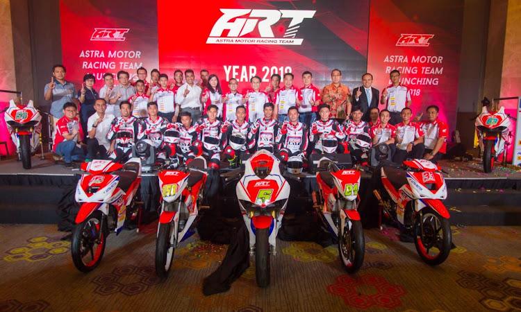 Astra Motor Racing Team Siap Hadapi Musim Balap 2018