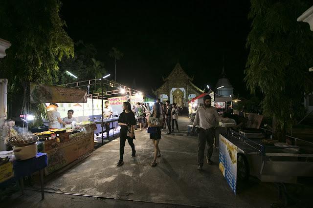 Mercato Notturno-Chiang Mai