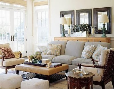 Abby Manchesky Interiors Can You Mix Grey And Beige E